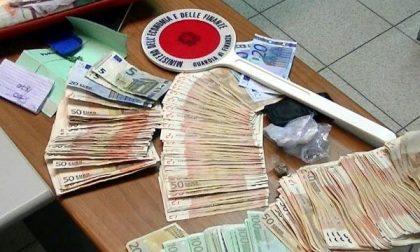 Anche 'buoni pasto' per comprare la droga: la Finanza arresta due pusher
