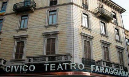 «Il Faraggiana unito al Piccolo Teatro»
