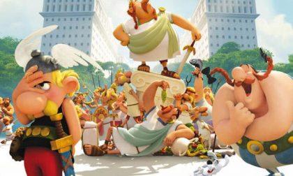 """Il gruppo """"Rivogliamo i cartelli con Nuara"""" manda invito e biglietto al sindaco per andare a vedere """"Asterix"""""""