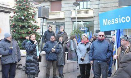 In centinaia alla Marcia della Pace del primo gennaio