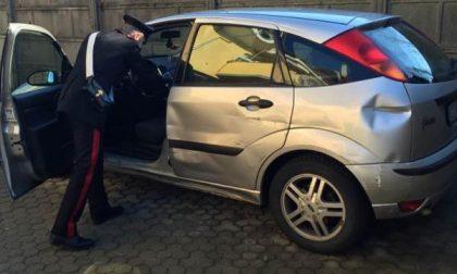 Inseguimento tra ladri e carabinieri a Sizzano, Romentino e nel Vergante