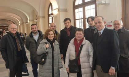 L'assessore regionale all'Università Cerutti in visita all'Upo