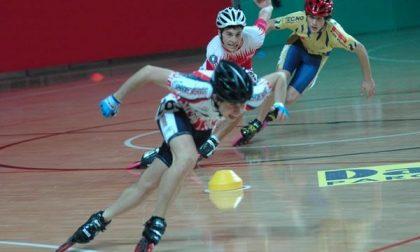 A Novara i Campionati italiani assoluti di pattinaggio di velocità indoor