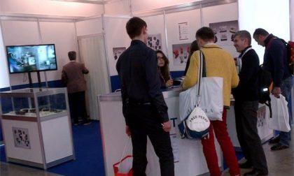 Ad Aqua-Therm, a Mosca, anche Imit, azienda di Castelletto