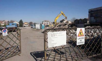Avviati i lavori di riqualificazione dell'area ex Ferrovie Nord