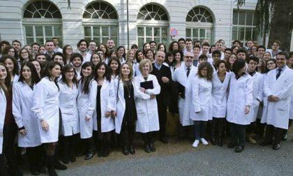 Celebrata all'Upo la V edizione della cerimonia del camice bianco (FOTOGALLERY)