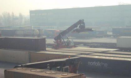 Col traffico dal Gottardo il Cim potrebbe triplicare merci e addetti