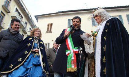 E' iniziato il Carnevale Novarese (FOTOGALLERY)