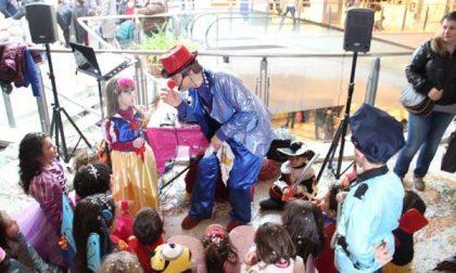 Grande festa per tutti i bimbi al Centro commerciale (FOTOGALLERY)