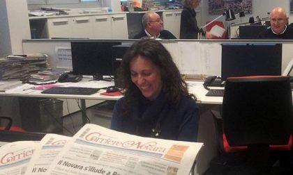 Il Corriere di Novara in diretta Rai