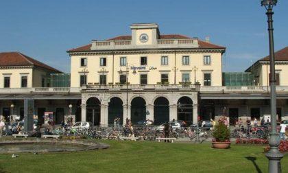 Manifestanti No Tav controllati in stazione a Novara