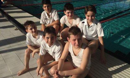 Medaglie a Lecco e a Torino per il nuoto con la Libertas Team Novara