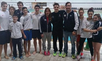 Nuoto: la Libertas Team Novara conquista tre podi