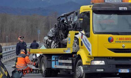Romagnano Sesia: incidente mortale sabato mattina lungo la provinciale