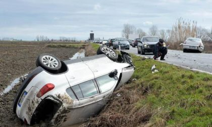 Sette feriti in un incidente a Cameriano