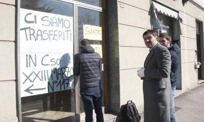 Sopralluogo all'immobile di corso XXIII Marzo confiscato alla mafia