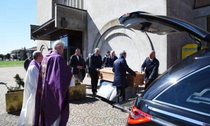 Commosso saluto a Davide Gabasio nella chiesa di S. Francesco