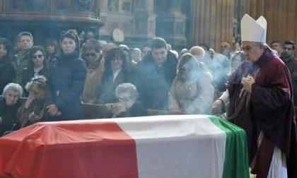 Duomo di Novara gremito per i funerali di Francesco Caldara (FOTOGALLERY)