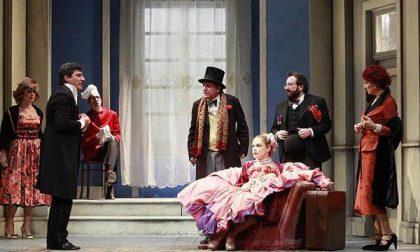 """Emilio Solfrizzi al Teatro Coccia in """"Sarto per signora"""""""