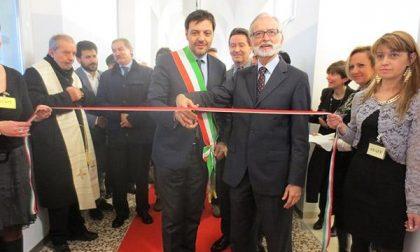 Inaugurata la nuova sede dell'Asl No in viale Roma 7