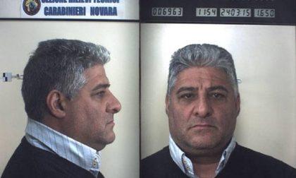 Latitante arrestato a Novara dai Carabinieri