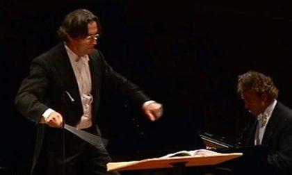 Novara accoglie il maestro Riccardo Muti