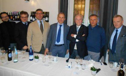 Novara Businessmen Club: ospite il presidente dell'Ain, Fabio Ravanelli