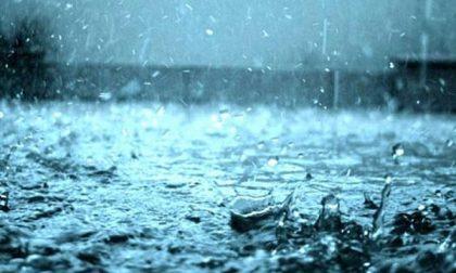 Previste piogge in tutto il Novarese nel fine settimana