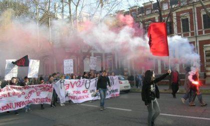 Riforma della scuola, studenti in piazza anche a Novara