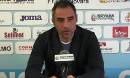 """Toscano carica il Novara: """"Ho visto segnali importanti"""""""