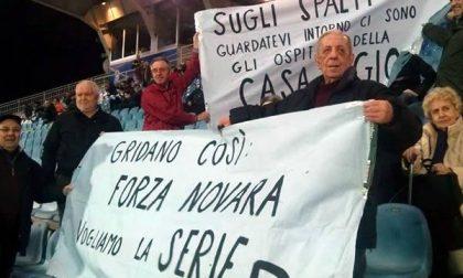 Un centinaio di soggetti svantaggiati allo stadio grazie a Provincia e Novara calcio