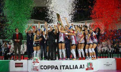 Volley: nel segno di Barun è della Igor il primo trofeo del 2015