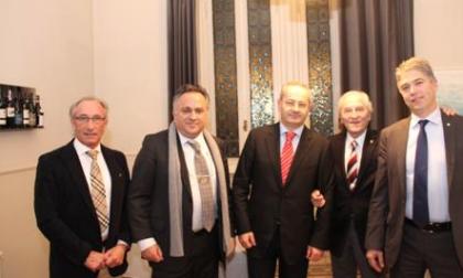 'Imprenditori e l'inquinamento del suolo' il tema dell'ultimo incontro del Novara Businessmen Club