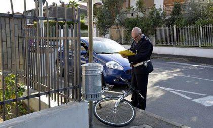 Incidente in via Bollati giovedì pomeriggio