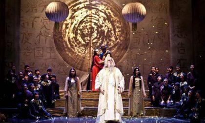 """""""La Principessa Turandot"""" domenica 19 e lunedì 20 aprile al Coccia"""