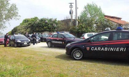 """Mini """"rave party""""  interrotto dai Carabinieri"""