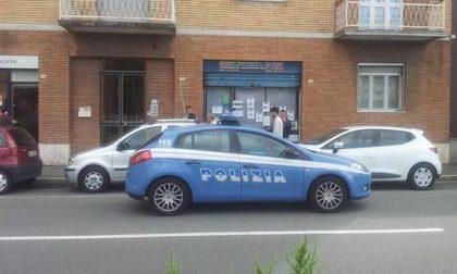 Riapre lo Zion Smart Shop  …ma deve intervenire la Polizia