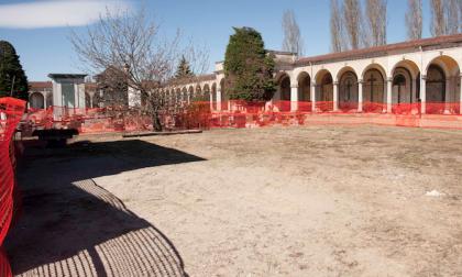 Riapre una parte del V recinto del cimitero, nasce anche l'Area di dispersione delle ceneri
