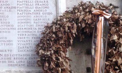 Ricordo dei Caduti della Grande Guerra