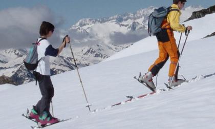 Si cercano due scialpinisti svizzeri in Val Formazza