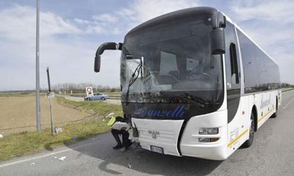 Strada provinciale della Valsesia chiusa per circa un'ora per l'incidente a Cesto