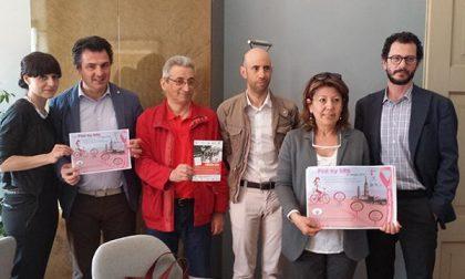 """Torna """"Pink my bike"""", biciclettata di solidarietà in 'rosa' a favore della Lilt"""