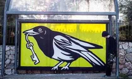 """""""B-ART, l'arte di attendere""""... alla fermata del bus"""