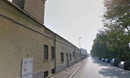 Corso Trieste con luci spente a partire da via Bovio