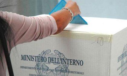 Elezioni amministrative: l'affluenza alle ore 12