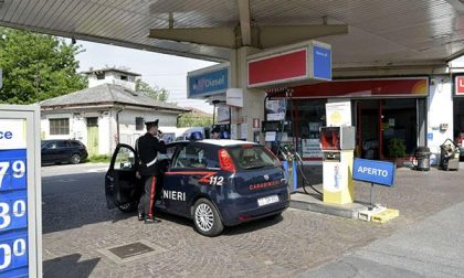 Esso di viale Volta 'visitato' dai ladri per la seconda volta in pochi giorni