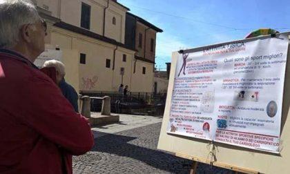 """""""Giornata del cuore"""" in piazza Puccini (FOTOGALLERY)"""