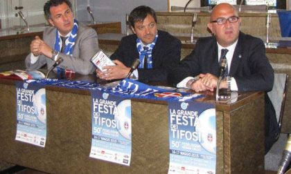 Grande festa per i 50 anni del Club Fedelissimi Novara Calcio