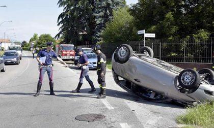 Suno: incidente alla Baraggia giovedì mattina
