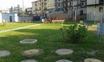 Un parco per la comunità in via della Riotta